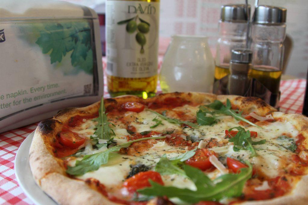 Gastronomia Italiana pizza